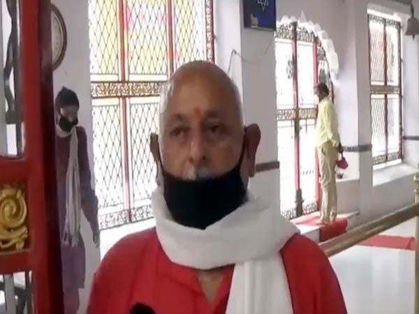 PunjabKesari, Priest Image