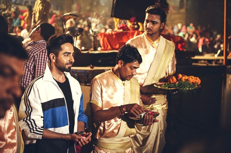 Bollywood Tadka, Ayushman Khurrana Images