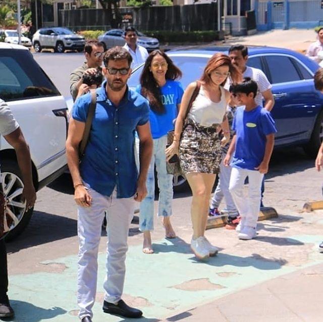 Bollywood Tadkaऋतिक रोशन इमेज, ऋतिक रोशन फोटो,  ऋतिक रोशन पिक्चर, सुजैन खान इमेज, सुजैन खान फोटो, सुजैन खान पिक्चर