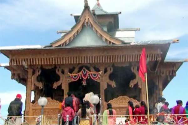 PunjabKesari, Hatu Temple Image