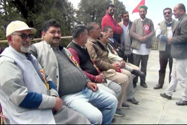 PunjabKesari, Temple Committee Image