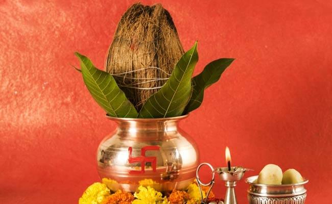 PunjabKesari, कलश स्थापना, घट स्थापना, Kalash Sthapana, Ghat Sthapana