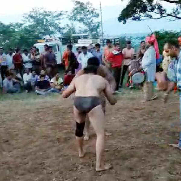 PunjabKesari, Wrestling Image