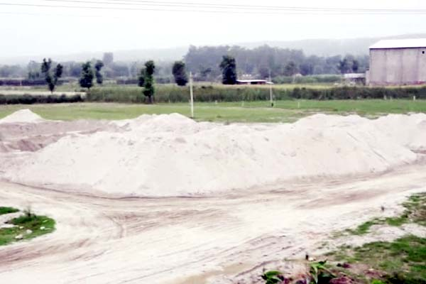 PunjabKesari, Sand Dum Image