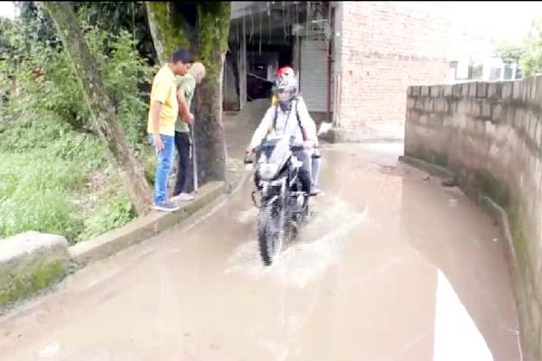 PunjabKesari, Polluted Water Image