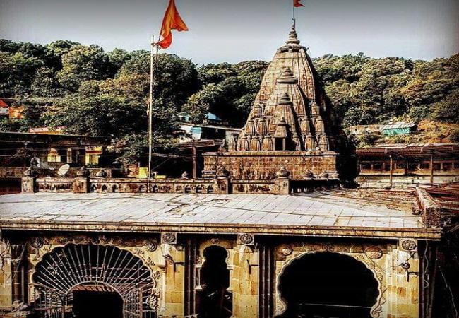 PunjabKesari, Bheemashankar Temple at Maharashtra, Bheemashankar Temple Pune, Sahyadri Mountain, Sahyadri Parvat, Lord Shiv ji, Kumbhakarna, Bheem