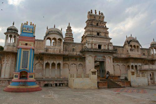 PunjabKesari, श्रृंगेरी मंदिर