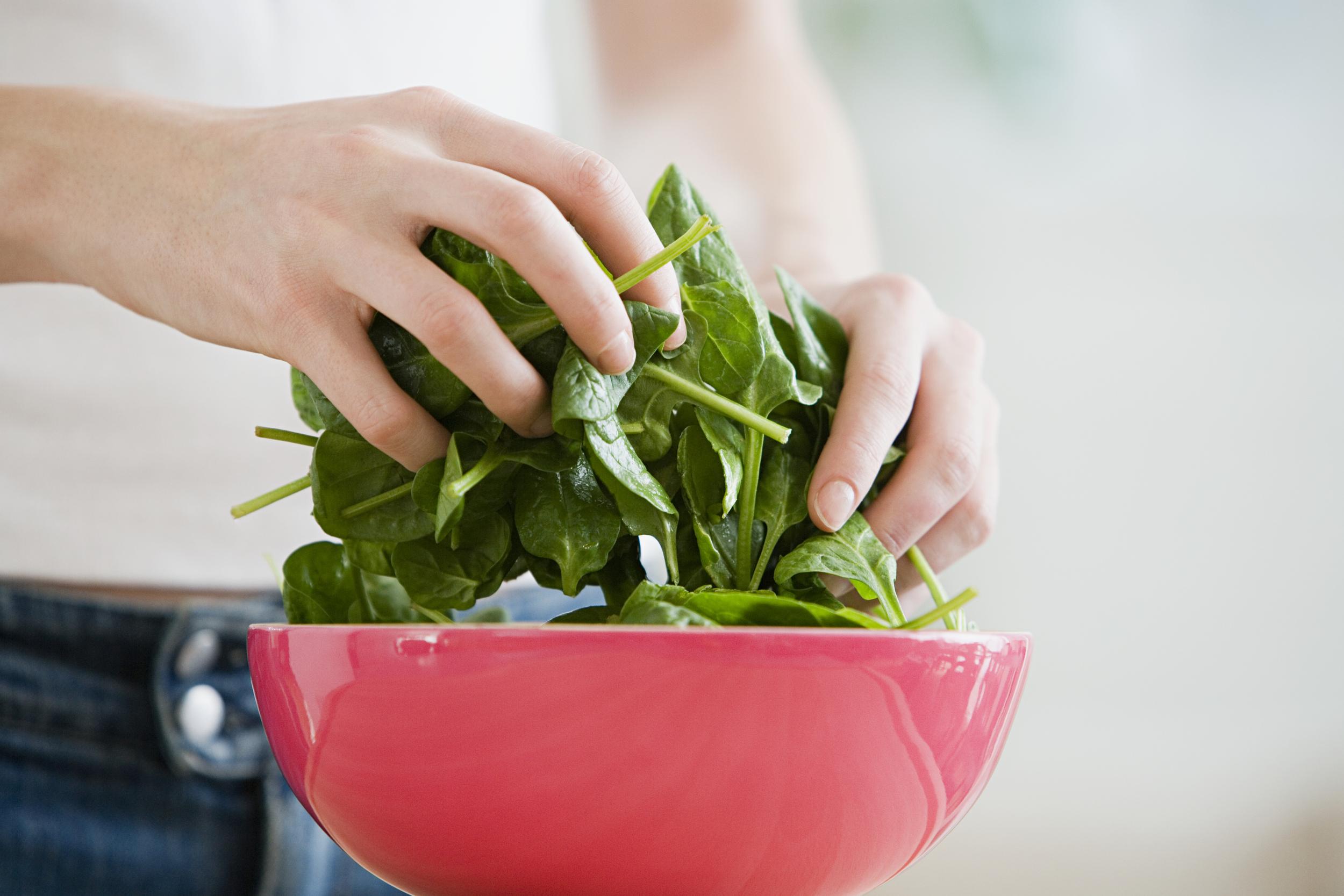 PunjabKesari, spinach