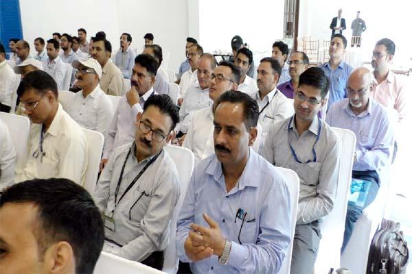 PunjabKesari, Workshop Image