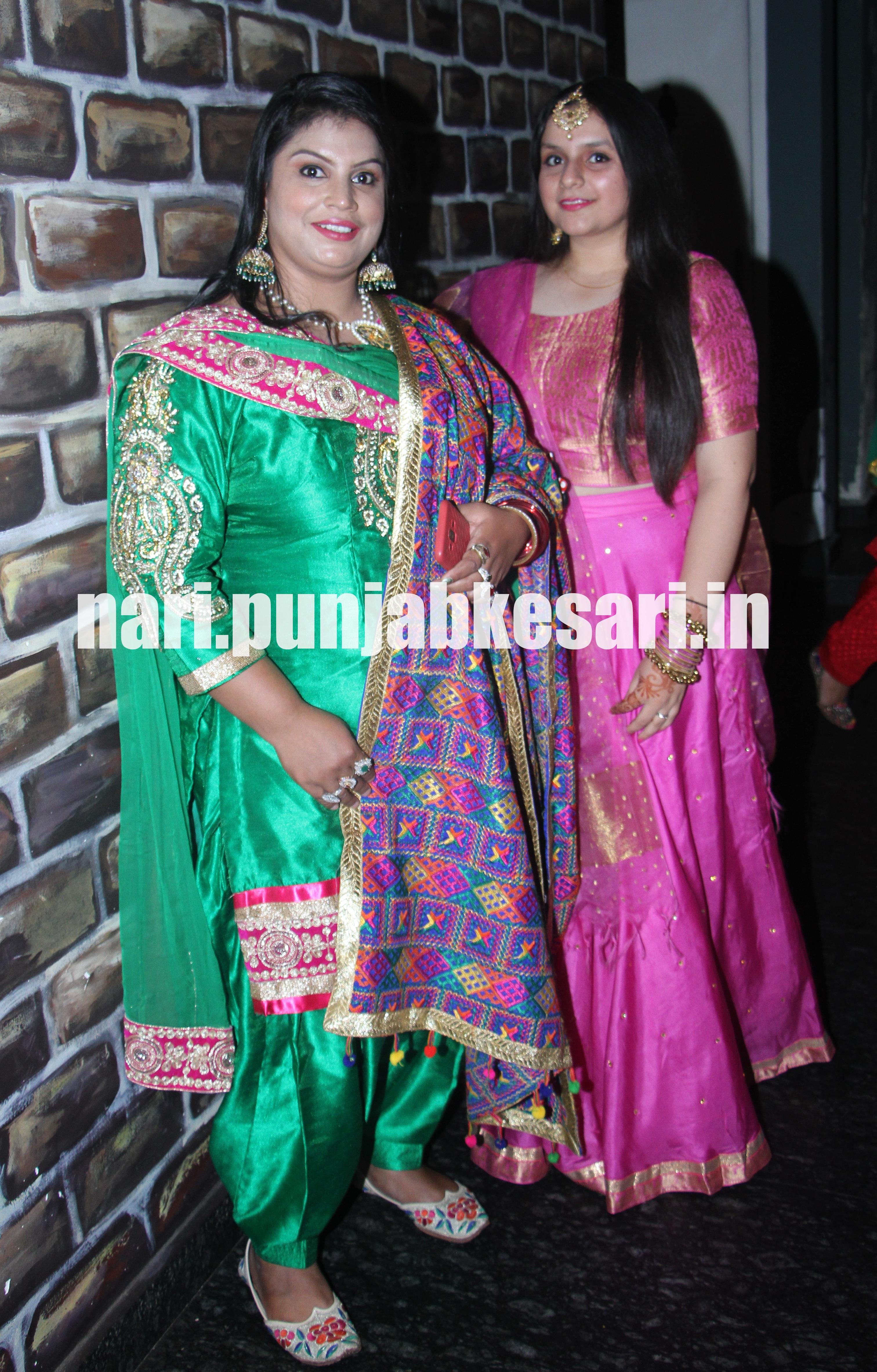 PunjabKesari, Teez event jalandhar, Nari