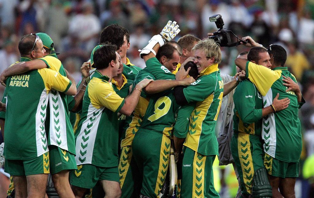 exhilarating one day international : Aus vs SA in Johannesburg