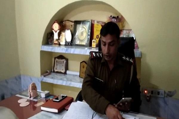 PunjabKesari, haryana hindi news, gohana hindi news, sonipat hindi news,  rook, police