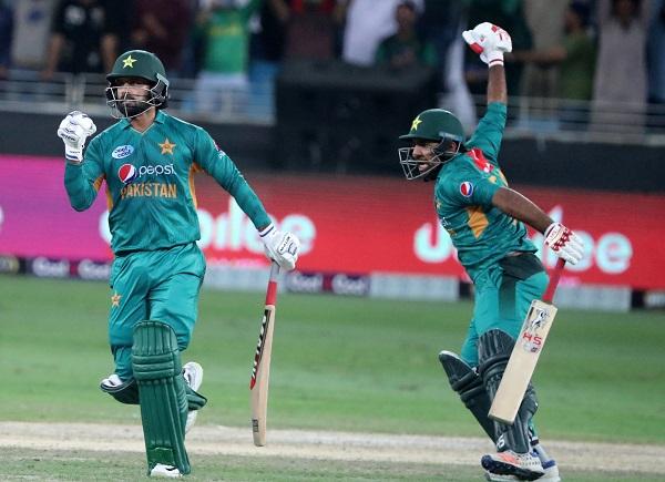 Pakistan Cricket Team Image