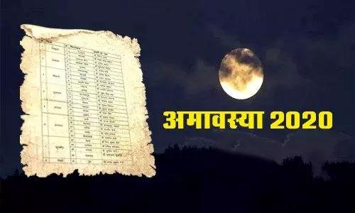 PunjabKesari, Amavasya, अमावस्या, अमावस्या तिथि, Amavasya, Amavasya 2020, amavasya 2020 date and time, amavasya calendar 2020
