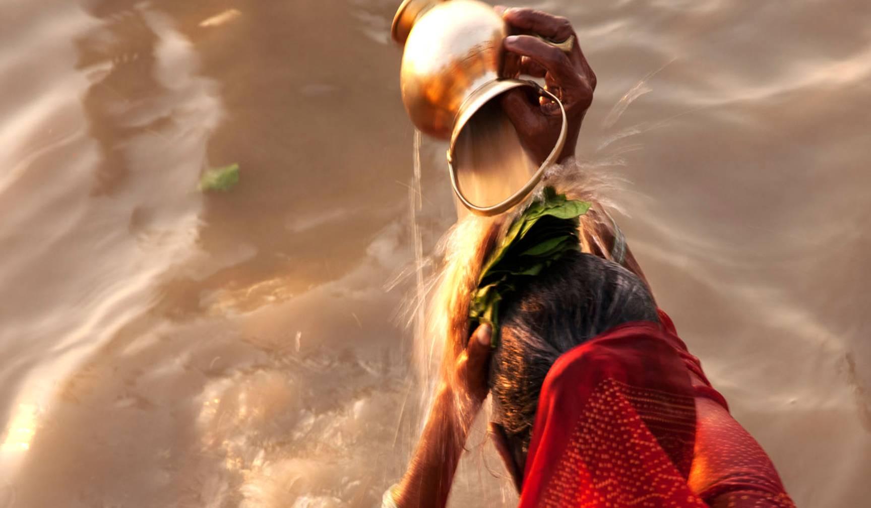 PunjabKesari, bath image