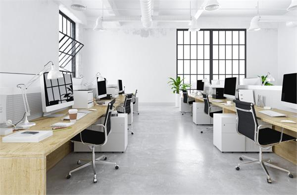 office space supply increased by 46 percent in 9 cities during january march