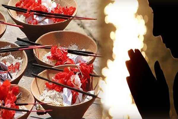 PunjabKesari, Pitru Paksha, Pitru Paksha 2020, Shradh, Shradh 2020, Shradh Paksha, Kusha, Black seeds, Pitar connection black seeds and kusha, Hindu Religion, hindu shastra, Garudha purana
