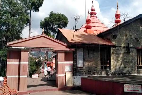 PunjabKesari, Jakhu Temple Image