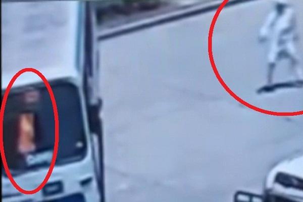 PunjabKesari, CCTV
