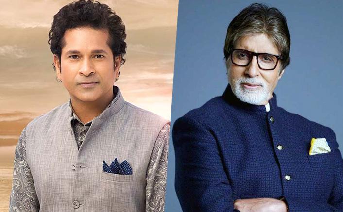 Bollywood Tadka, Amitabh And Sachin Images