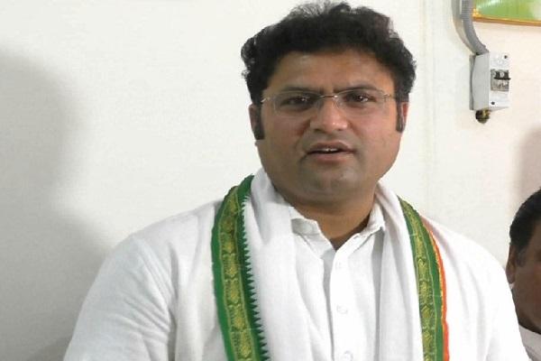 PunjabKesari,Congress, state president