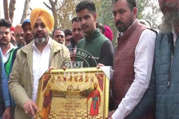 PunjabKesari, Akash Malkana entered name in Guinness Book of Records
