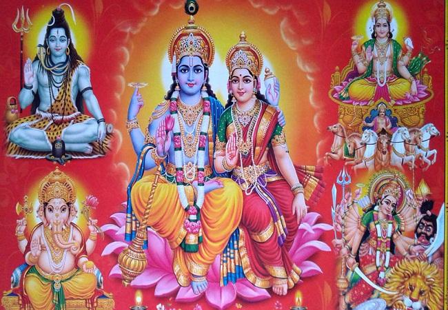 PunjabKesari, Panch Dev, Panch Devta, पंचदेव, पंचदेवता