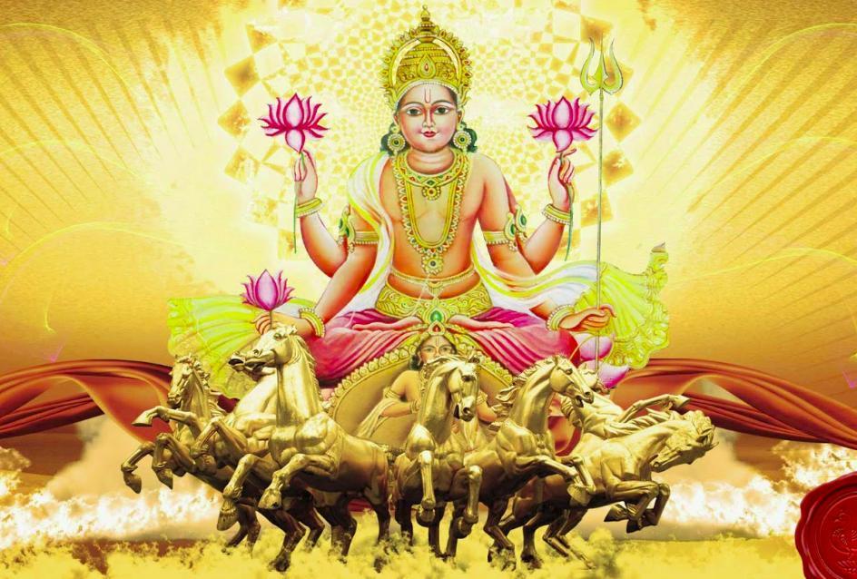PunjabKesari, Surya Dev, सूर्य देवस, Surya Dev Image