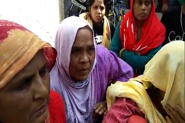 PunjabKesari, murder, son, police, people