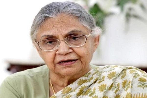 former delhi chief minister sheila dikshit dies
