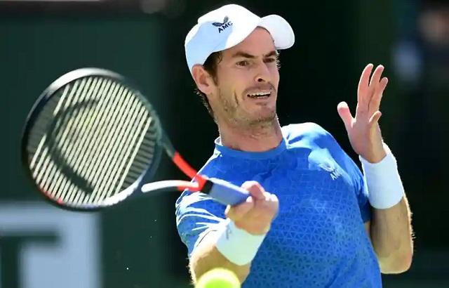 Andy Murray, Fernandes, Sviatec, Indian Wells, Simon Halep, लीलाह फर्नाडिस, Tennis news in hindi, sports news