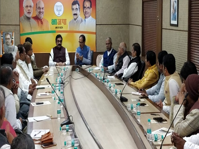 PunjabKesari, Mp News, Bhopal News, BJP, Shivraj Singh, Tigre Zinda Hai, Rakesh Singh, Attack, Congress, भोपाल न्यूज, शिवराज सिंह,टाइगर जिंदा है, राकेश सिंह,कांग्रेस