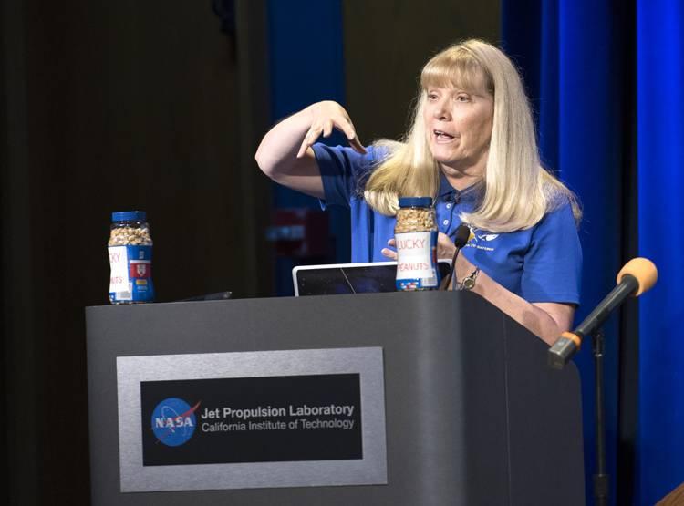 PunjabKesari, नासा वैज्ञानिक, NASA's JPL Caltech Lab