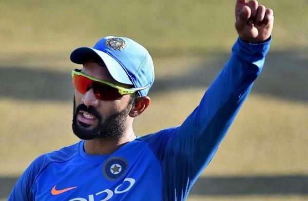 Dinesh karthik Troll for his innings in 3rd T20 match against NZ