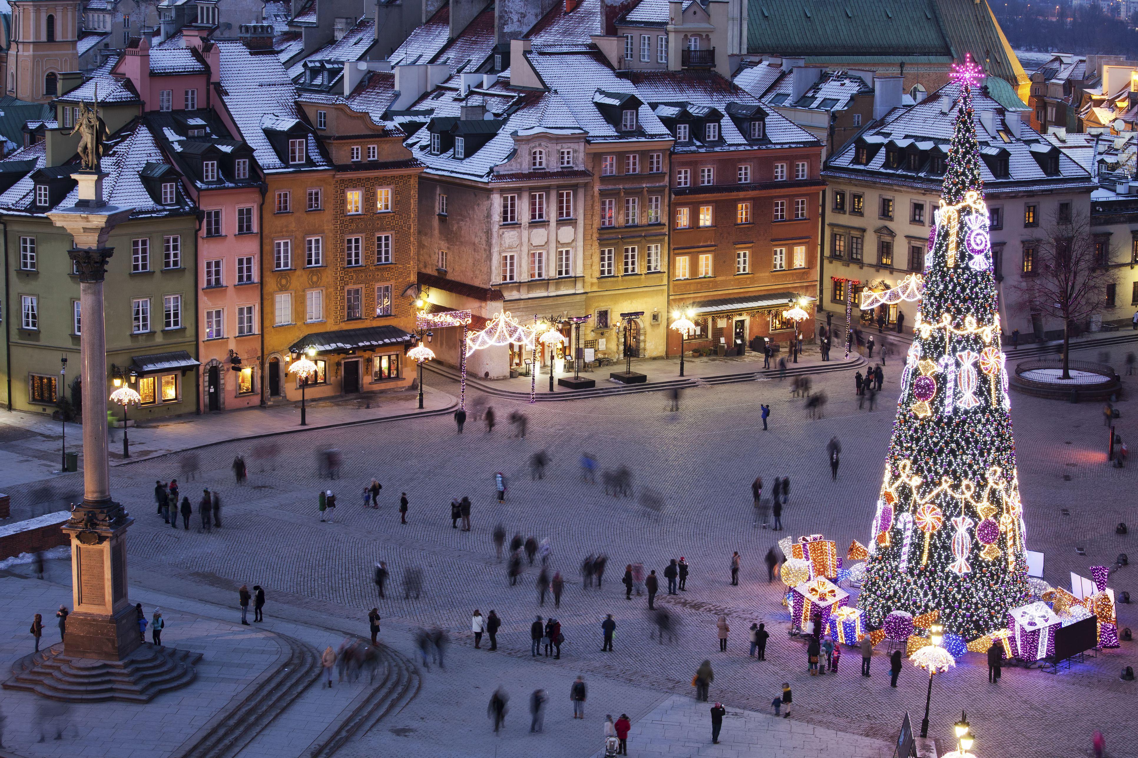 PunjabKesari,Warsaw Poland