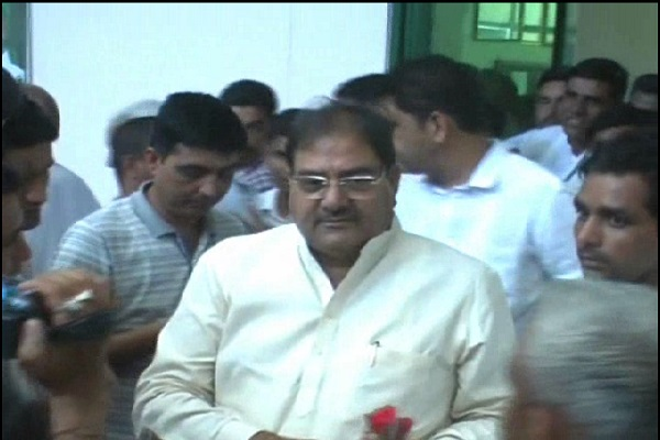abhay singh chautala s serious allegation against haryana government