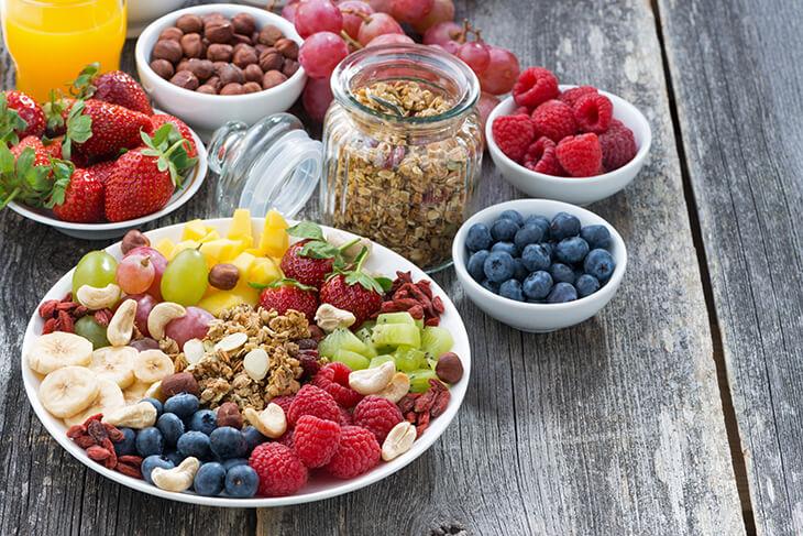 PunjabKesari, Healthy Snacks Image