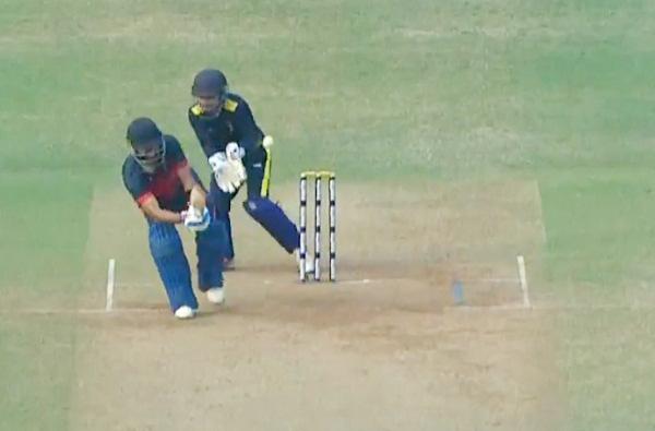 Taruwar Kohli storm in Mushtaq Ali Trophy, 90 runs off 58 balls
