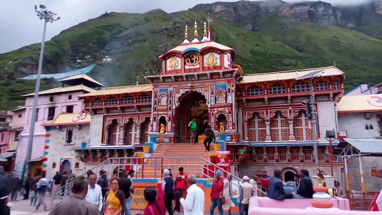PunjabKesari, kundli tv, Badrinath dham image