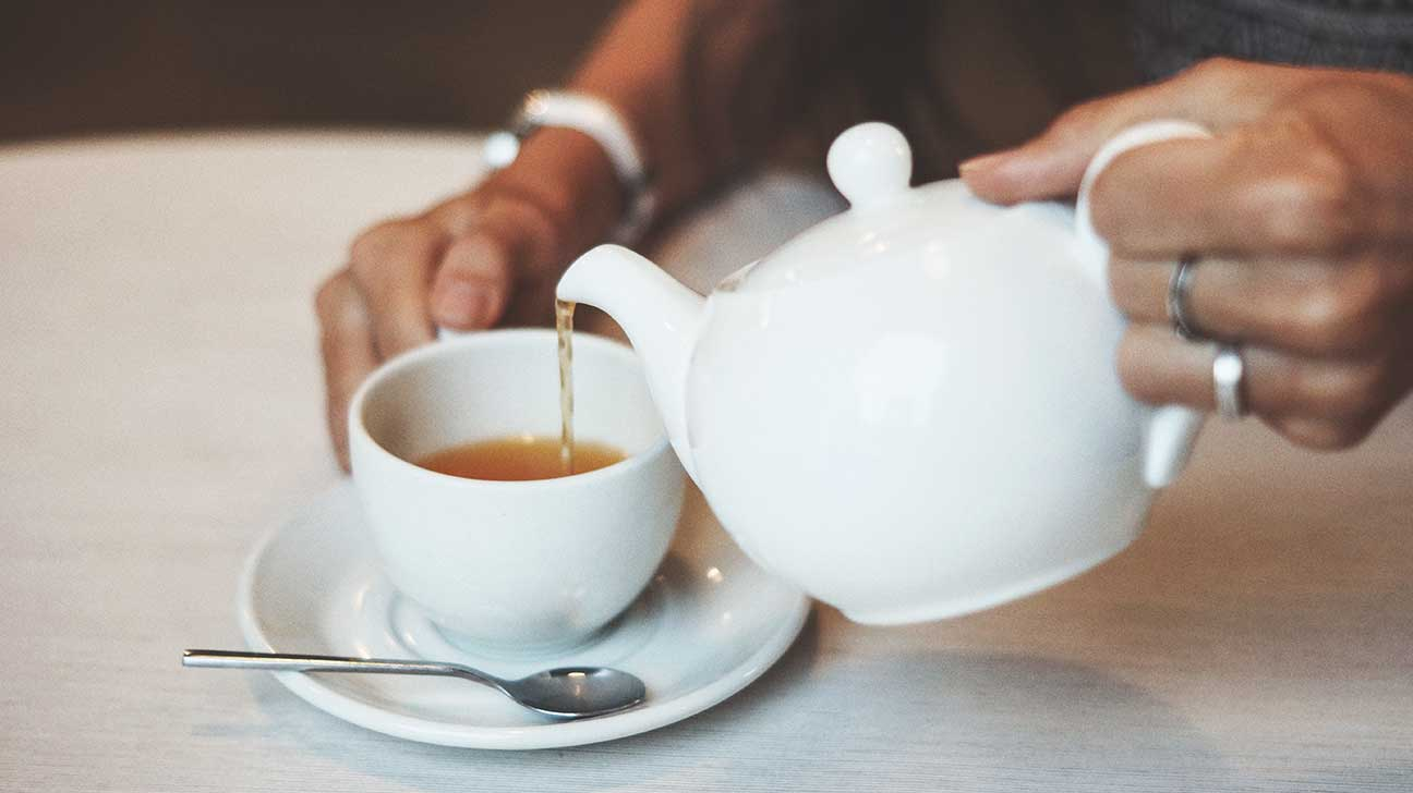 PunjabKesari, Nari, Immune System, इम्यून सिस्टम बढ़ाने वाले फूड्स, Green tea Image