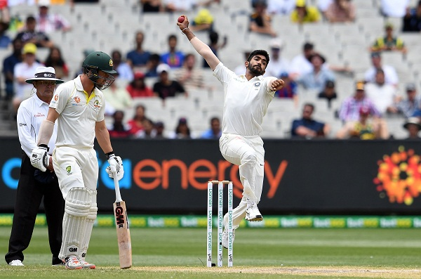 sports news, Cricket news in hindi, Ind vs Aus, Melbourne test, Fast bowler, Jasprit bumrah, Broke the 39-year-old record, Left Arm spinner, Dilip Doshi