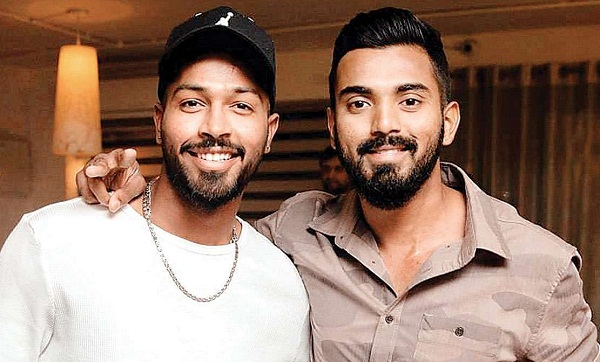 We avoid these type talking with friends, Pandya revealed all on TV : Harbhajan