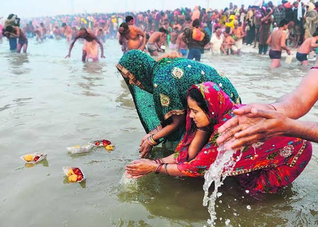 PunjabKesari, Magh Month, Magh Month 2020, माघ माह 2020, गंगा स्नान, Ganga Snan, Magh Mass, श्री कृष्ण, गंगा स्नान, magh month in hindi, 2020, Vrat or tyohar, Magh Mass amavasya 2020, magh month 2020 amavasya, Hndu festival, Hindu religion, Religious Concept