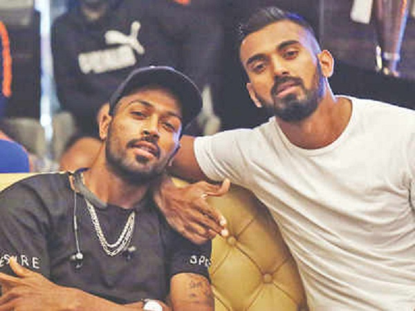 Hardik Pandya, KL Rahul suspended for first ODI against Australia