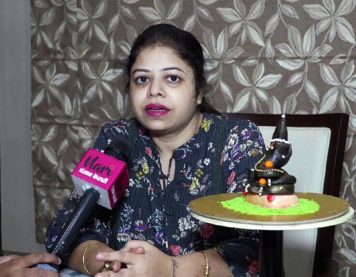 PunjabKesari,Eco Friendly Ganesha, Ganesh Chaturthi 2019, Chocolate Ganesh, Nari