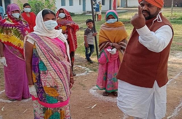 PunjabKesari, Chhattiosgarh election, Marwaahi election, marwaahi by poll, CG Bupoll