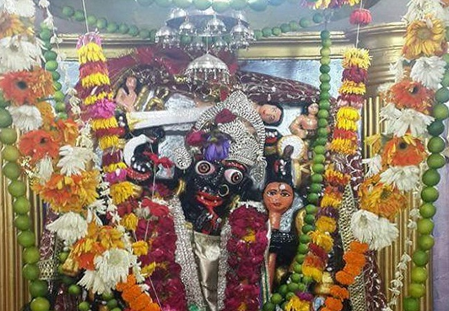 PunjabKesari, Devi Kaali, Kankali Temple madhya pradesh, कंकाली मंदिर