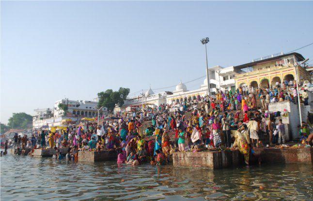 PunjabKesari, Rajgir malmas-mela, bihar-Rajgir-malmas-mela, bihar-goverment-disapporved-malmas-mela, malmas-mela, Purushottam mass, Adhik mass, Malin mass, Dharmik Sthal, Religious place in india, Hindu Teerth Sthal