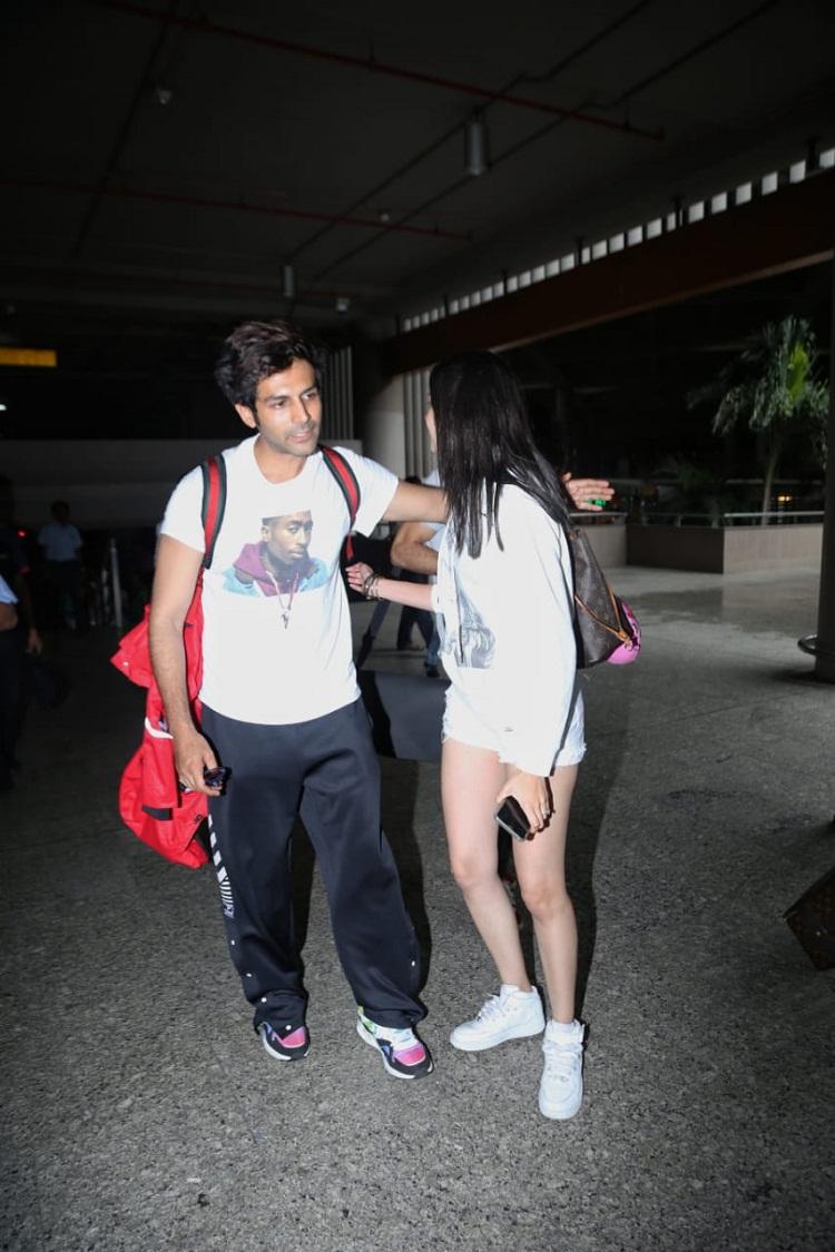 Bollywood Tadka, Kartik And Ananya