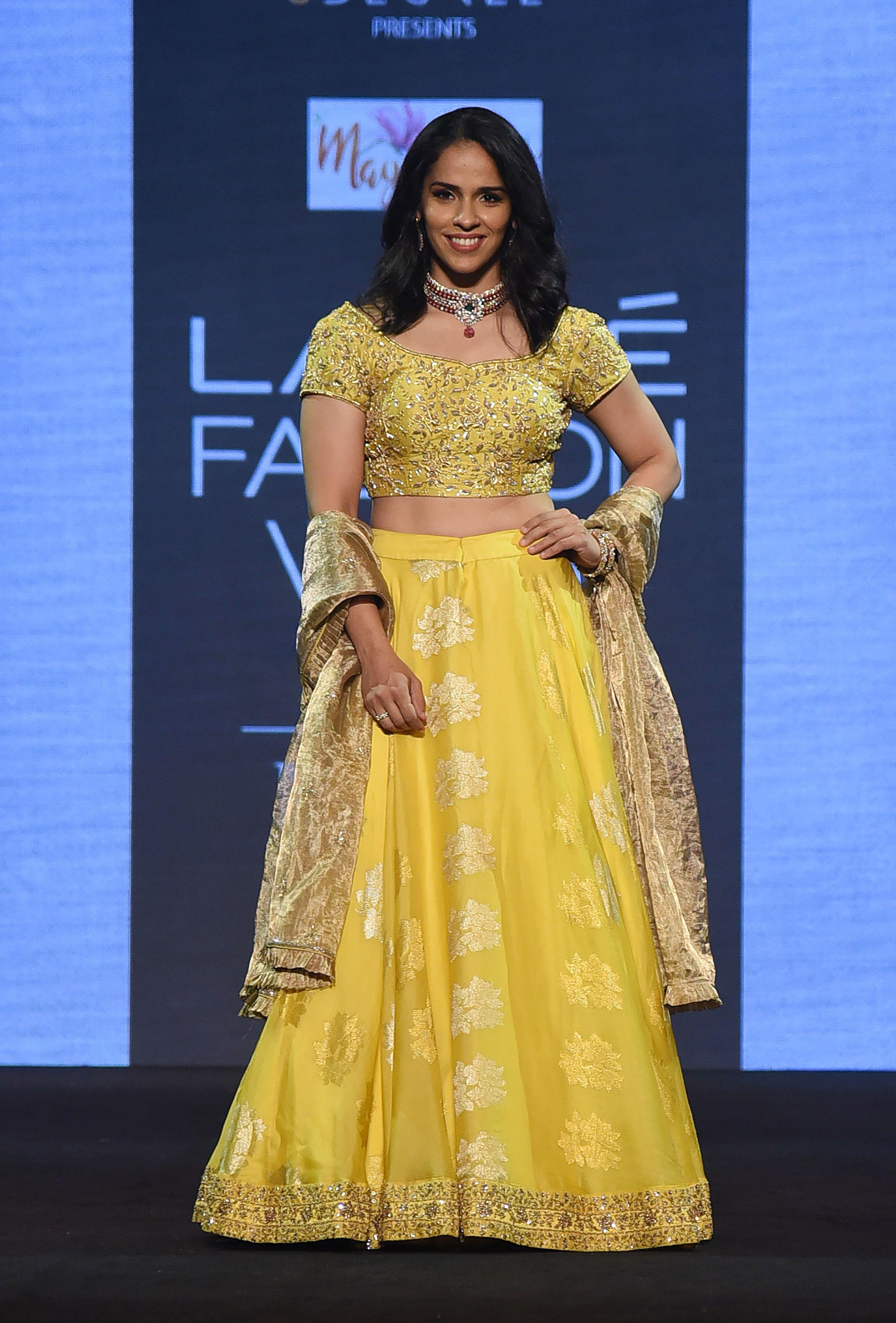 PV Sindhu wore short dress, outplayed Saina Nehwal, people kept watching